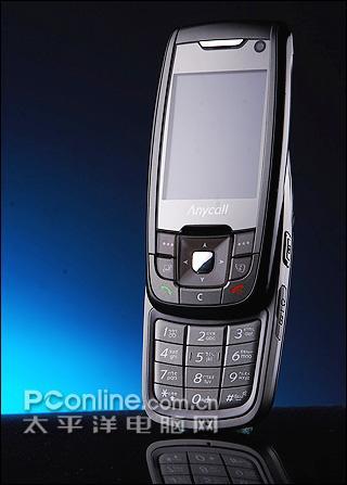 酷黑纯美三星3G超值滑盖机Z368试用