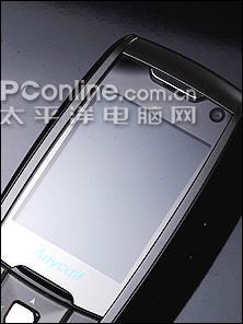 酷黑纯美三星3G超值滑盖机Z368试用(2)