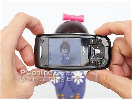 酷黑纯美三星3G超值滑盖机Z368试用(3)