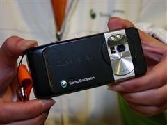 200万像自动对焦索爱拍照手机K550i仅2000