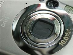钛金相机大促销佳能IXUS900套装3250元
