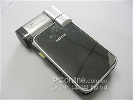320万像素诺基亚镜面智能N93i售6999