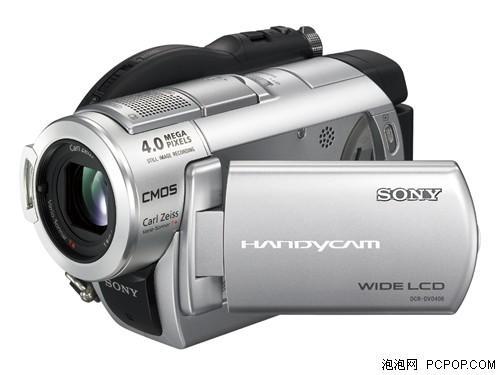 又见新品索尼中国推出4款DVD数码摄像机