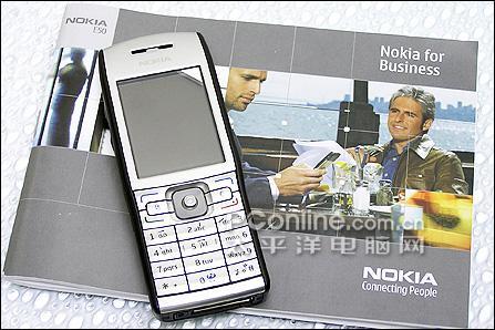 绝对震憾诺基亚欧版智能机E50仅1399