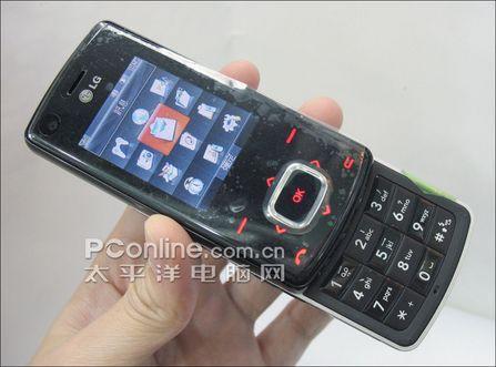 5大升级LG巧克力强化版KU800上市