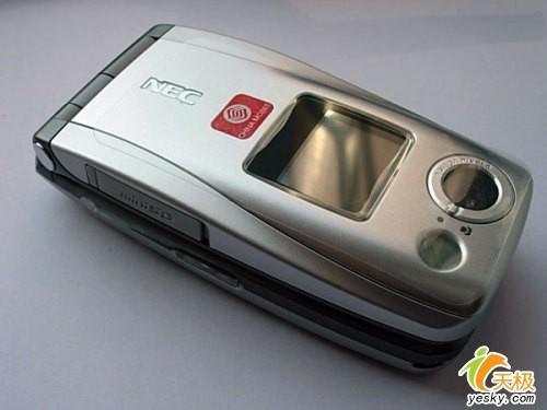 靓屏经典NEC全能翻盖N840只卖999