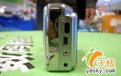 兼容SD卡富士800W像素A800仅千元