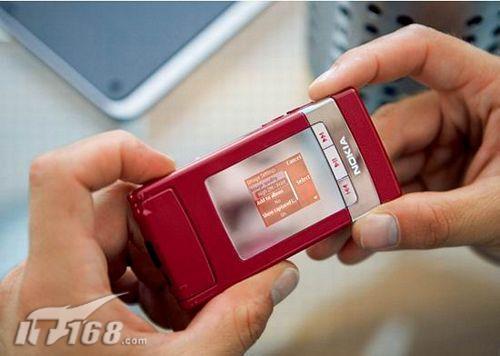 时尚科技主义诺基亚超薄镜面N76上市