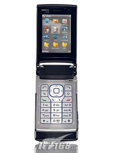 时尚科技主义 诺基亚超薄镜面N76上市_手机