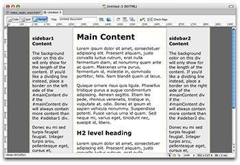 体验AdobeDreamweaverCS3新特性(2)
