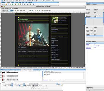 体验AdobeDreamweaverCS3新特性
