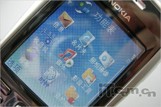 4GB容量内存诺基亚音乐N91改版售2830