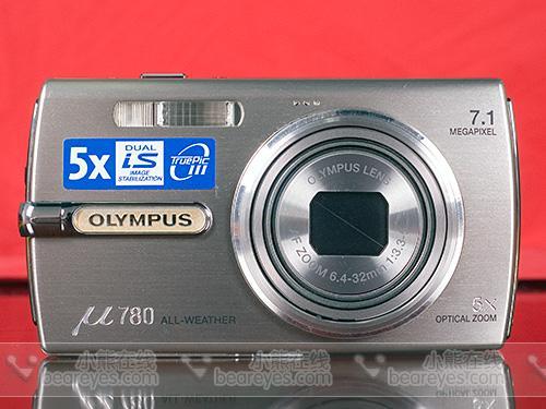 第一视频:奥林巴斯别时尚防水相机μ780