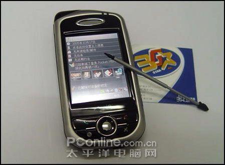 性能出色神达GPS导航手机A701售3250