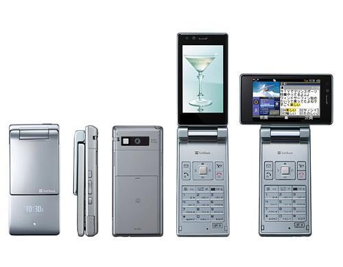 图为:softbank 12款夏季手机图赏