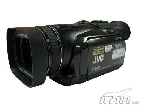 高清无可匹敌JVC高清硬盘DVHD7评测