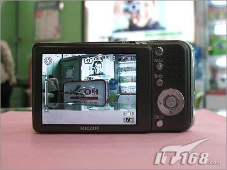 [广州]照样送1G卡+电池理光R6特价2599