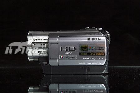 HDV高清摄象机索尼顶级家用HC7E评测