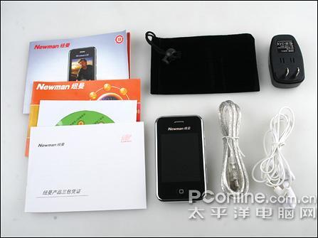 2.8屏MP4低价4G版纽曼宏影R60仅699