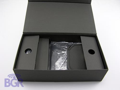智能无极限HTC新机Touch开盒实录