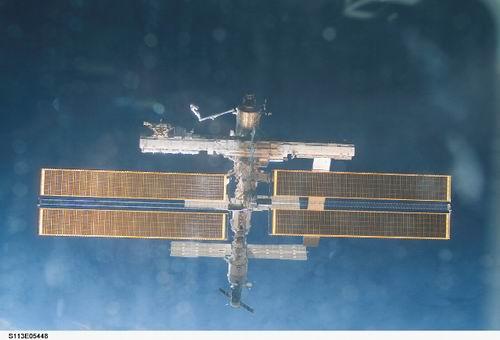 组图:国际空间站建造回顾(6)