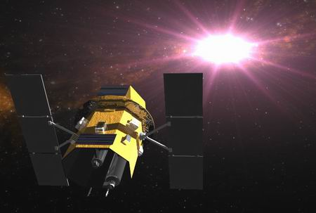 美雨燕探测器升空探寻黑洞成因之谜(组图)