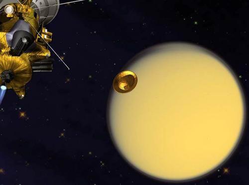 科技时代_惠更斯号14日登陆土卫六 探寻生命踪迹(图)