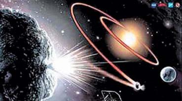 科技时代_美国太阳物理专家答疑深度撞击号彗星探测器