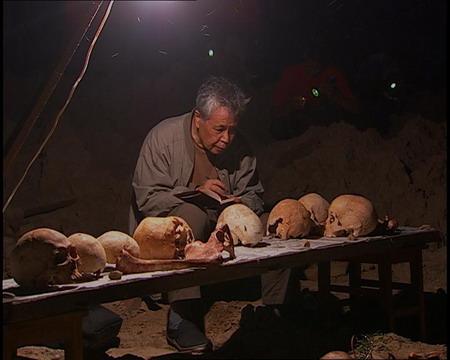 科技时代_31个古人类头骨被钻洞 5千年前开颅术?(图)