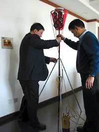 科技时代_珠峰峰顶测量设备完成测试