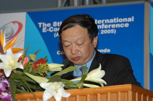 科技时代_中国建设银行行长常振明在大会开幕式上发言