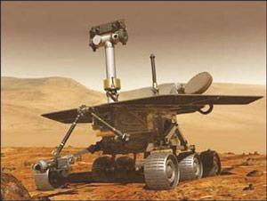 科技时代_机遇号火星遇险 可能陷入沙堆现正全力抢救