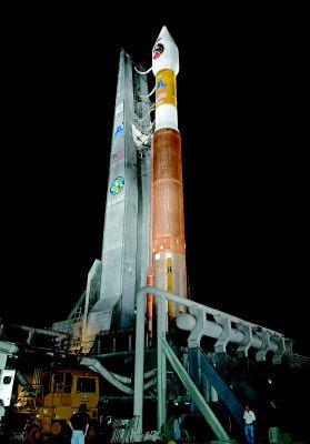 科技时代_美国火星探测轨道飞行器推迟到今晚升空(图)