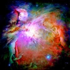 科技时代_最新发布猎户座星云照片(图)