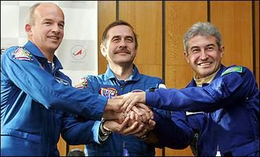 科技时代_巴西首位宇航员下月底上天 在空间站停留8天