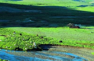 《中国国家地理》杂志2006年2月:青海专辑(下