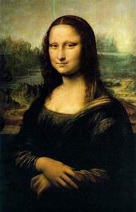 科技时代_研究称蒙娜丽莎不可能是达芬奇的自画像(图)