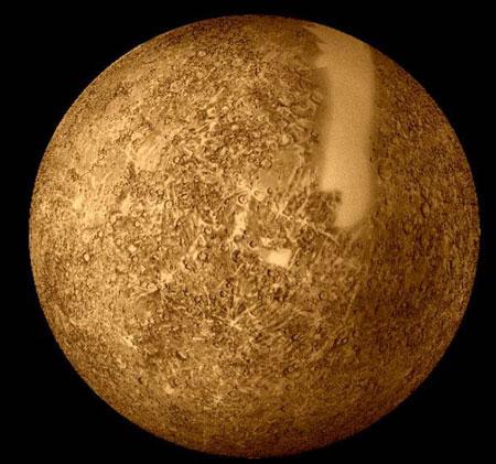 科技时代_天象:9日可观水星 日出前50分钟观测最佳
