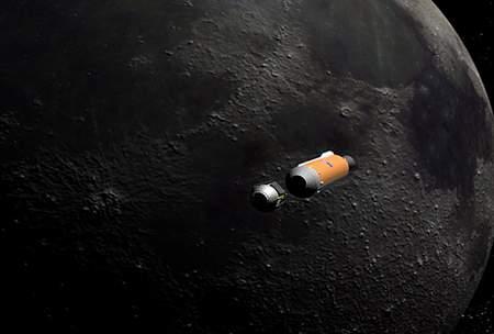 科技时代_美宇航局探测器计划2009年撞击月球探水(图)