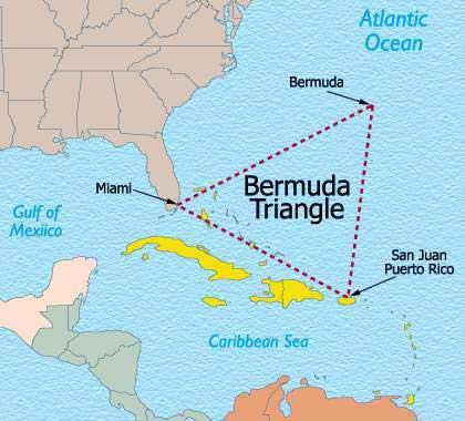 科技时代_探寻百慕大三角之谜答案 可能与电磁能有关