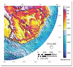 科技时代_南极超级大坑被疑是史前物种灭绝证据