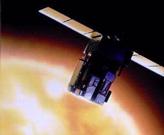 科技时代_欧洲宇航局计划延长SOHO探测器运行期限(图)
