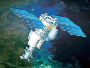 科技时代_俄罗斯资源-DK1间谍卫星分辨率达到1米(图)