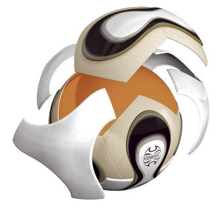 """科技时代_2006世界杯比赛用球""""+团队之星""""(组图)"""