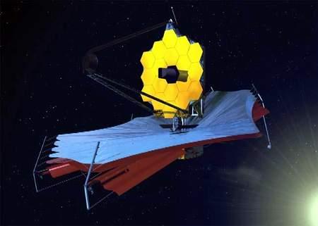 科技时代_NASA称2013年发射韦伯望远镜难度加大(图)