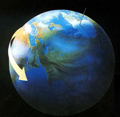 科技时代_天气变化引发地球微颤 可能导致灾难性后果