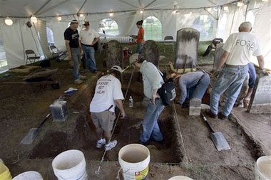 科技时代_美国考古学家有望揭开黑伐木巨人之谜(图)
