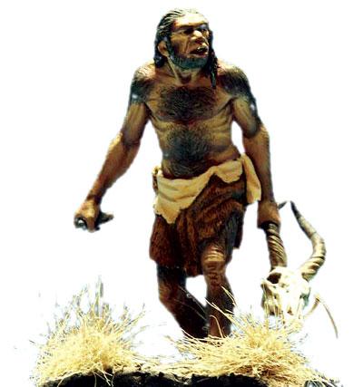 科技时代_美德科学家欲复活3.8万年前穴居人(组图)