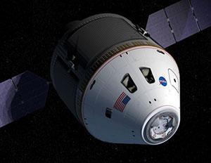 科技时代_NASA宇航员无意间泄露美国新探月飞船的名字
