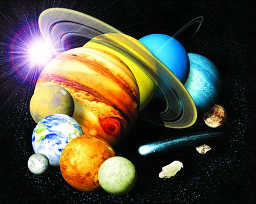 科技时代_南方都市报:九大行星成追忆